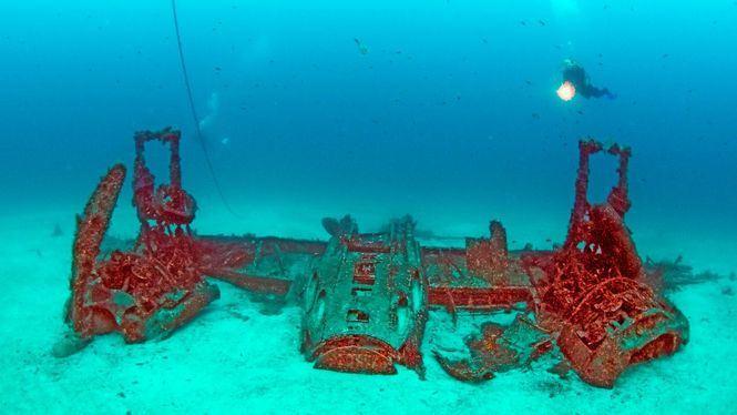 El fondo marino de Malta un paraíso para los aficionados al buceo