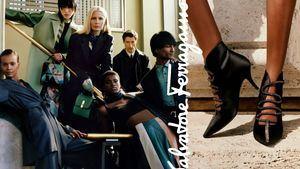 La nueva Campaña Publicitaria de Salvatore filmada por la fotógrafa británica Harley Weir