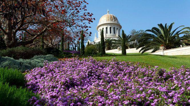 El Parque Carmelo, el gran atractivo de Haifa