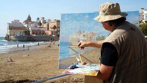 Sitges celebra la Fiesta de la Poesía