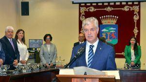 Alpidio Armas, nuevo presidente del Cabildo de El Hierro