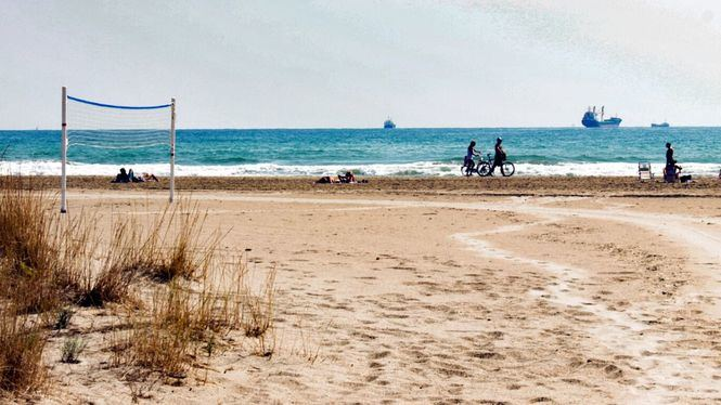 Actividades para toda la familia en las playas de Castellón