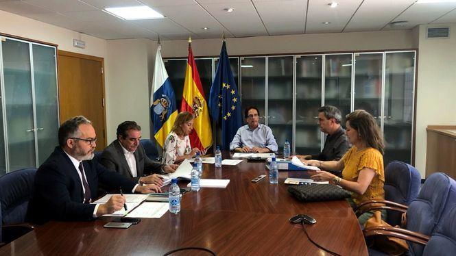 El Consejero Pablo Barbero Sierra y el Grupo TUI, premios de Turismo 'Islas Canarias' 2019