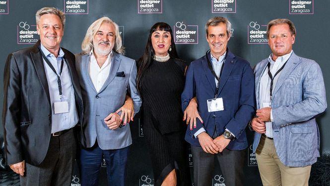Rossy de Palma embajadora del nuevo destino de compras, Designer Outlet Zaragoza