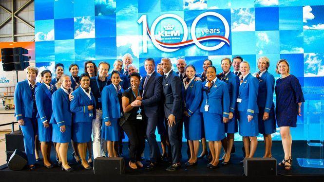 KLM une fuerzas para trabajar por un futuro más sostenible para toda la aviación