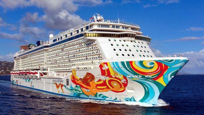 Nuevas rutas y barcos de Norwegian Cruise