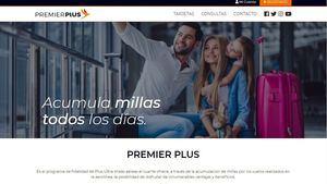 Premier Plus, el programa de fidelización de Plus Ultra Líneas Aéreas