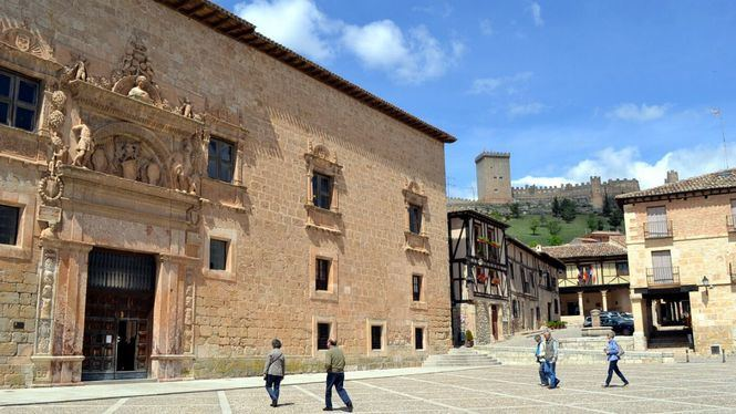 La Ruta del Vino Ribera del Duero crece un 68% en cuatro años