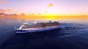 Enchanted Princess próximo barco de la naviera Princess Cruises