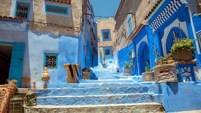 Chaouen, una perla azul en Marruecos