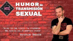 Ojo: Humor de Transmisión Sexual… en el Teatro Cofidis Alcázar