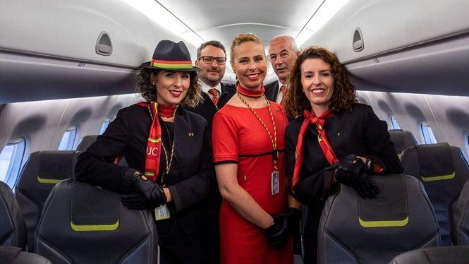 TAP inaugura la ruta Oporto-Bruselas