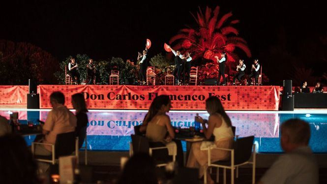 Don Carlos Resort & Spa rinde homenaje a la pasión del flamenco