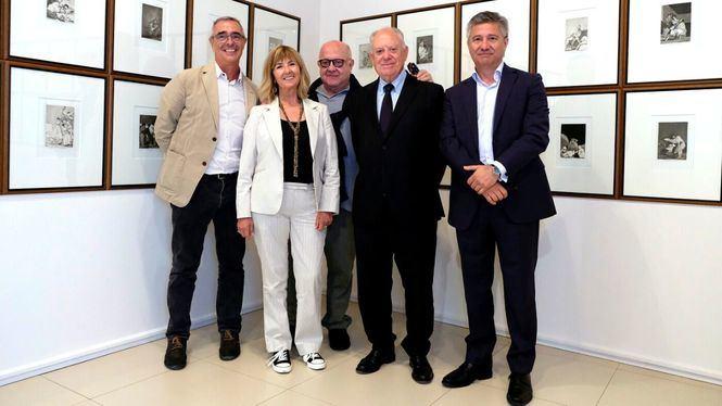 La exposición Goya & goyas, una muestra transversal sobre el genio aragonés