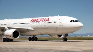 Iberia cumple 70 años volando a Puerto Rico