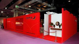La sala IBERIA Premium Lounge volverá a abrir sus puertas en la 70ª edición de la pasarela MBFWMadrid