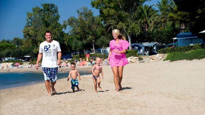 Camping, el alojamiento turístico que más está creciendo