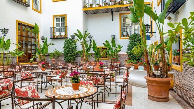 Los patios de Vincci Hoteles, espacios para descubrir este verano