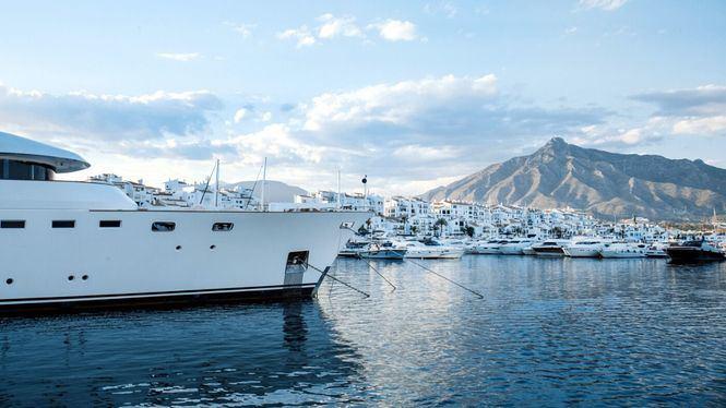 El puerto marbellí lidera el ranking de las diez marinas más lujosas y exclusivas de Europa