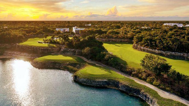 La final del Campeonato Latinoamericano de Golf se celebrará en el Rivera Maya