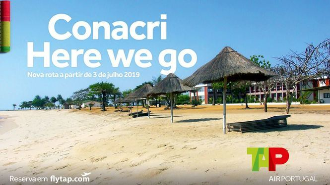 TAP inaugura una nueva ruta a Conakry y refuerza su posición en Africa