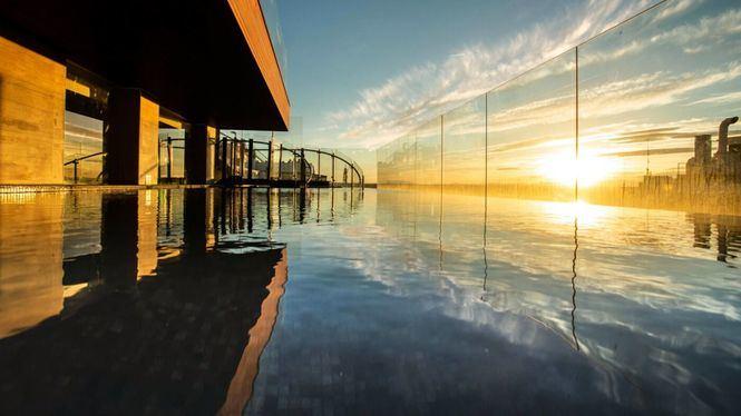 Disfrutar de la nueva terraza del Hotel Indigo Madrid - Gran Vía