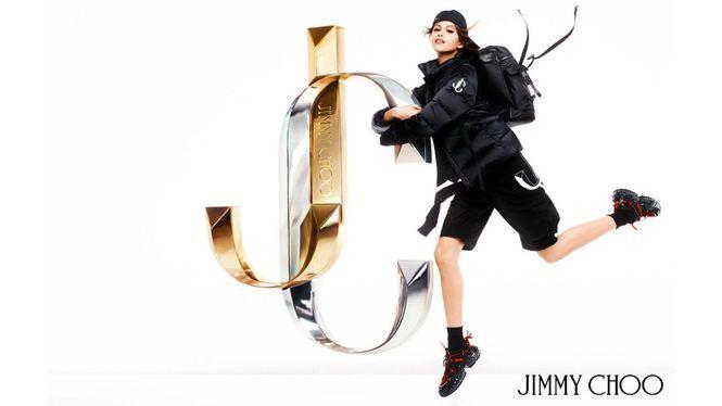 Kaia Gerber protagoniza la campaña de Otoño/Invierno 2019 de Jimmy Choo