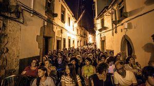 Calle Cortizada Valencia de Alca?ntara