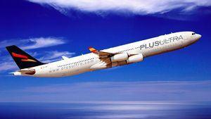 Plus Ultra Líneas Aéreas inaugura su ruta a Ecuador