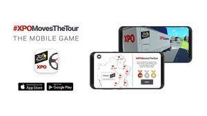 XPO ha desarrollado un juego para móvil sobre el Tour de Francia