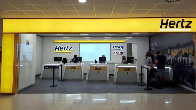 Hertz, Dollar y Thrifty introducen el pago con tarjeta de débito en Europa este verano