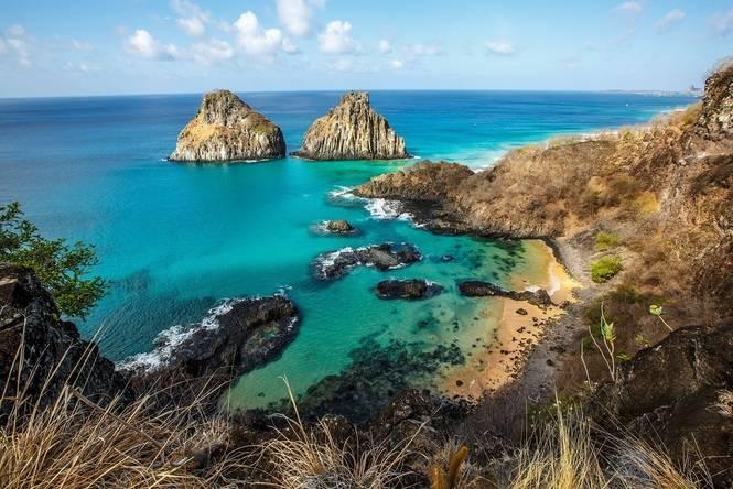 Las 10 mejores playas de Fernando de Noronha (Brasil)