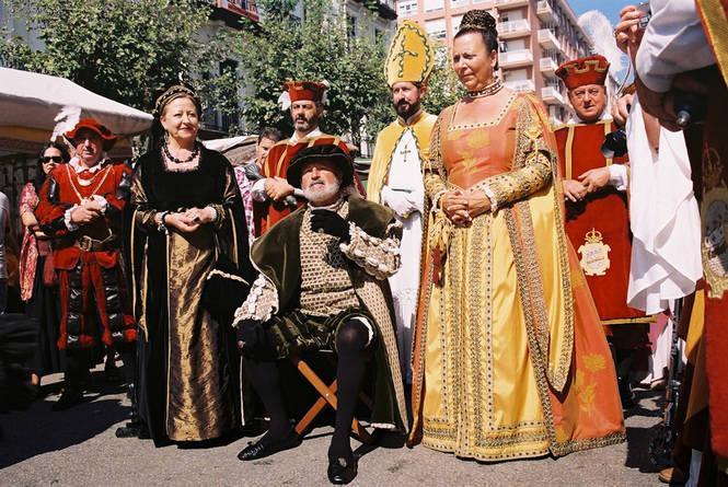 Desembarco de Carlos V