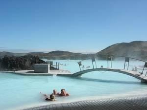 Islandia (laguna azul)