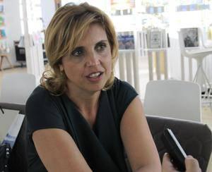 """Marta Felip (alcaldesa de Figueres): """"Buscamos turismo de calidad, nuestro territorio es pequeño y no permite turismo de masas"""""""