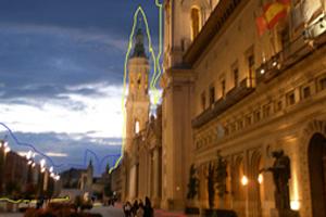 Zaragoza y el repicar de sus tambores