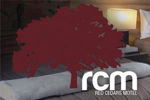 Canberra: Red Cedars Motel