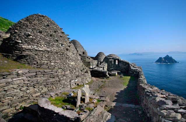 EN UNA GALAXIA NO MUY LEJANA… IRLANDA SIENTE 'LA FUERZA'