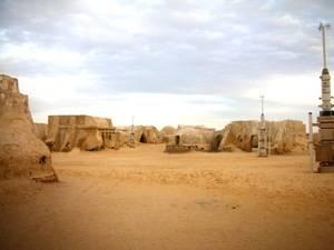 5 decorados intactos de la Guerra de las Galaxias que puedes encontar en Túnez