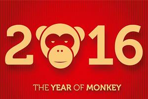 Llega el año nuevo chino (del mono de fuego)