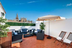Los apartamentos vacacionales con terraza se reservan un 30% más