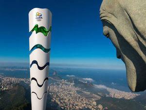 Cuenta atrás para la llegada de la Antorcha Olímpica a Brasil