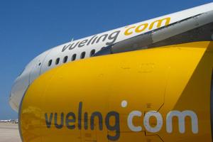 Un nuevo servicio permite a los usuarios de Vueling adelantar sus vuelos a través de la App