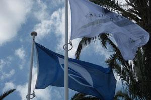 Cartagena se mantiene a la cabeza del Mediterráneo en Banderas Azules