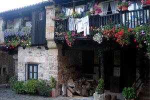 Bárcena Mayor, paseando por uno de los pueblos más bonitos de Cantabria