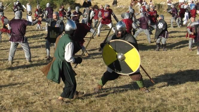 Vuelve al medievo por unos días con la Batalla de Atapuerca (Burgos)