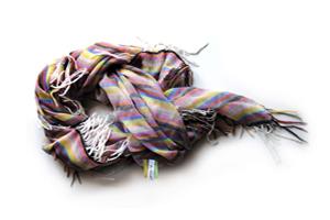 Nuevo foulard made by Nepal