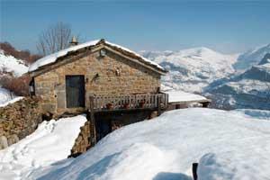 El turismo rural da las campanadas con el 73% de los alojamientos completos