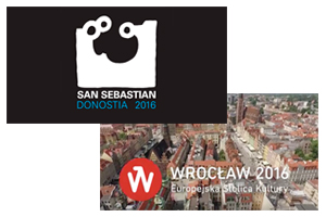 San Sebastián y Breslavia, capitales europeas de la cultura 2016