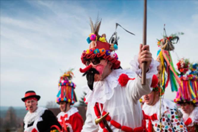 Vive el Carnaval más auténtico en República Checa